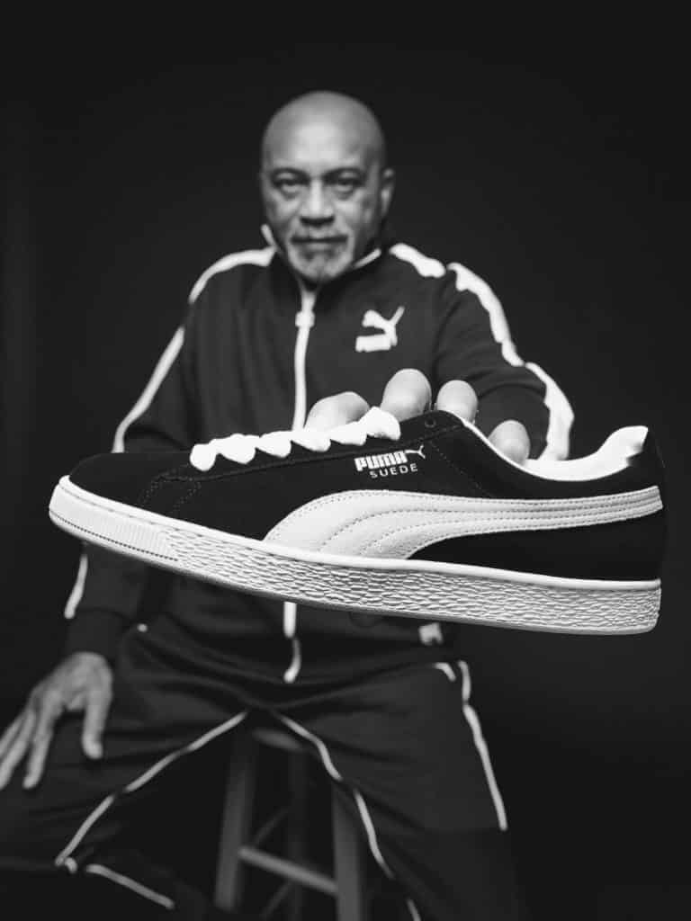 Puma Drops Suede To Celebrate 50th Anniversary With Tommie Smith