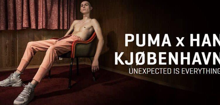 Puma Drops Scandinavian Inspired Puma X Han Kjøbenhavn Collaboration