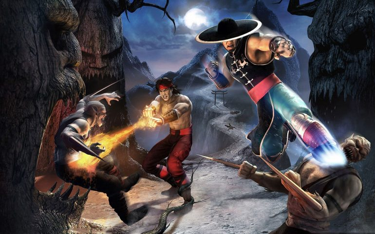 Please Netflix, We Need A Mortal Kombat TV Series