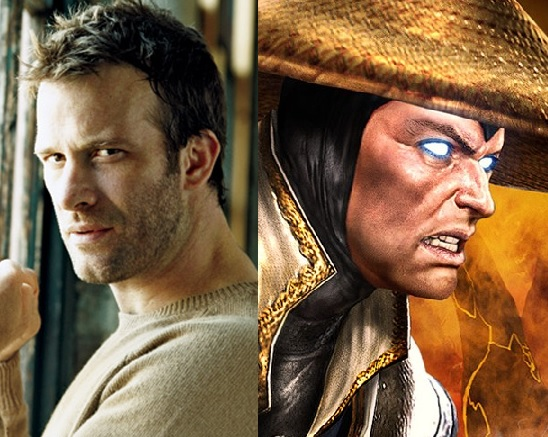 Thomas Jane as Raiden