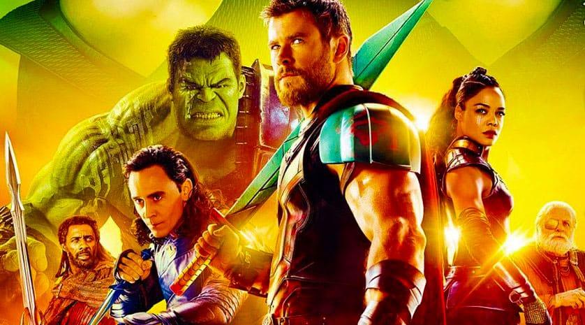 Win Thor: Ragnarok Merchandise