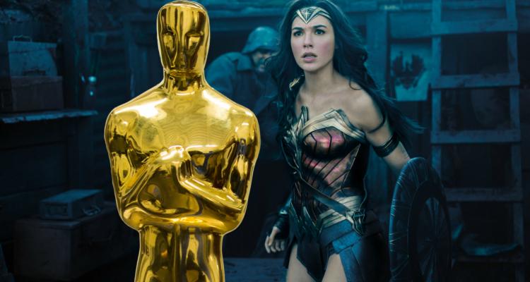 Wonder Woman Oscar