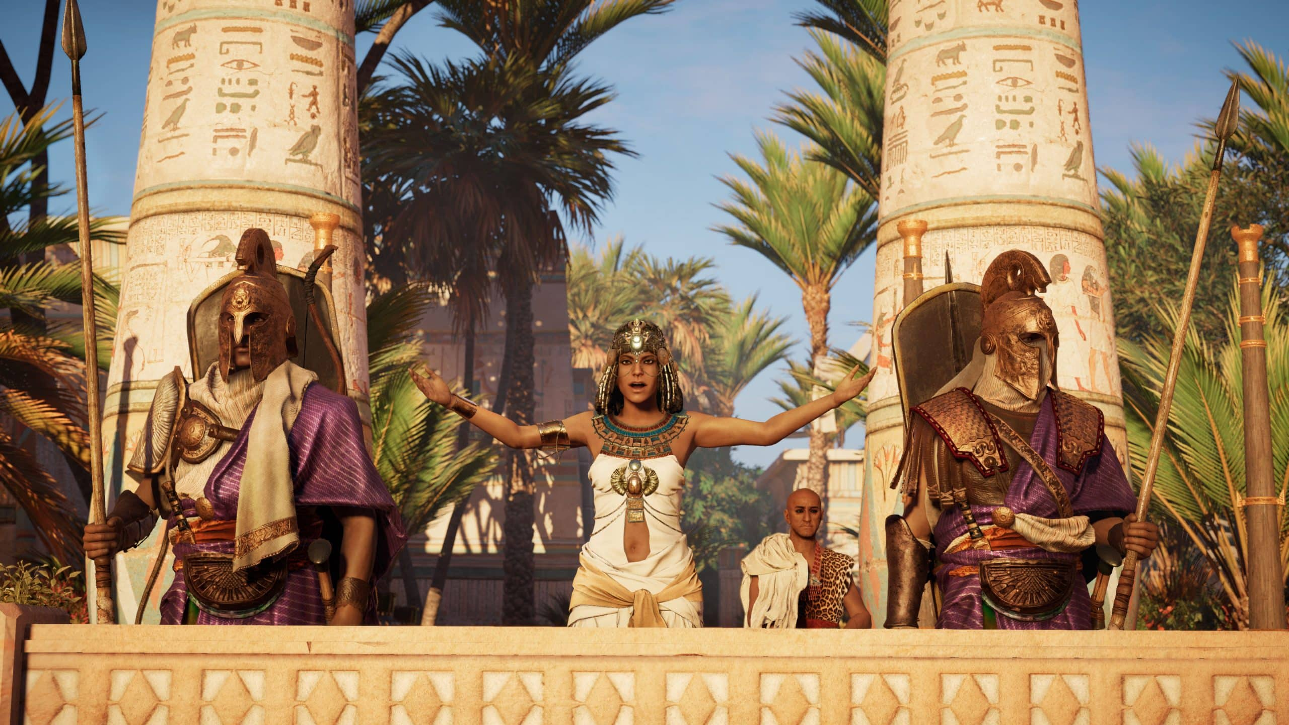 ac7 Assassin's Creed Origins Review - The Best Game In The Franchise Uncategorized