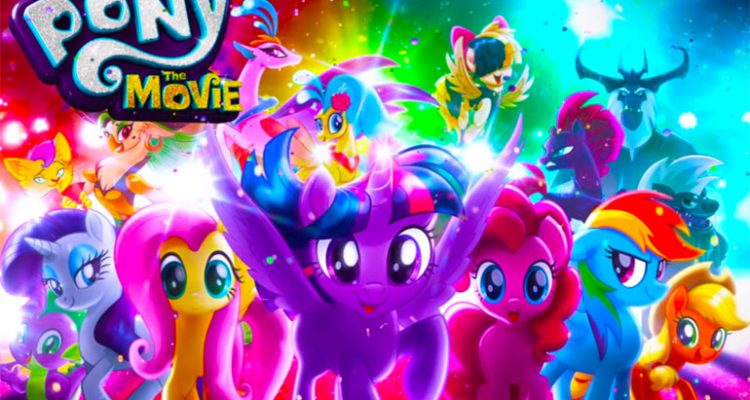My Little Pony The Movie - A Little Less Magic But Still Fun