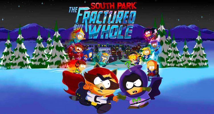 South Park: The Fractured But Whole Review - Peeping Amazing