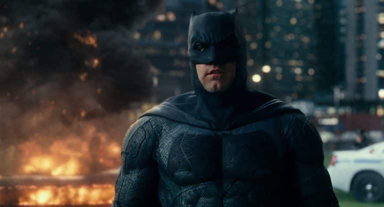 Affleck Batman Justice League IMAX