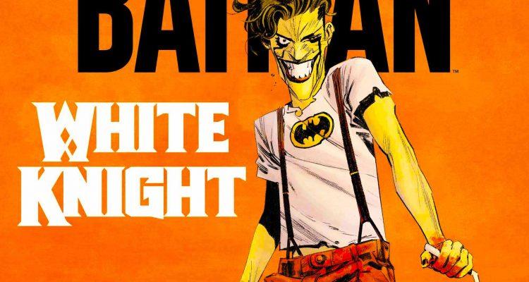 Batman: White Knight #2 Review -