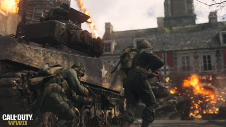 Call of Duty - WWII - Review
