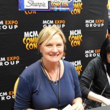 Denise Crosby 01 MCM Comic Con Birmingham – Trump, T-Shirts And Tasha Yar Comic Books