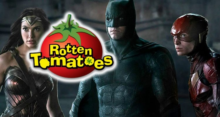Did Flixster Leak The Rotten Tomatoes Score For Justice League