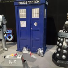 Doctor Who 4 01 MCM Comic Con Birmingham – Trump, T-Shirts And Tasha Yar Comic Books