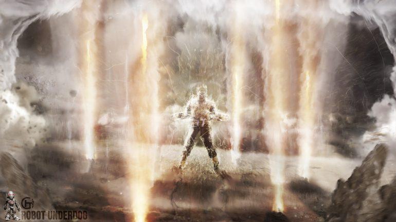 Dragon Ball Z - Light Of Hope Fan Film