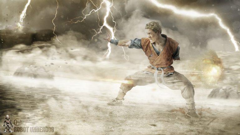 Dragon Ball Z: Light Of Hope Fan Film