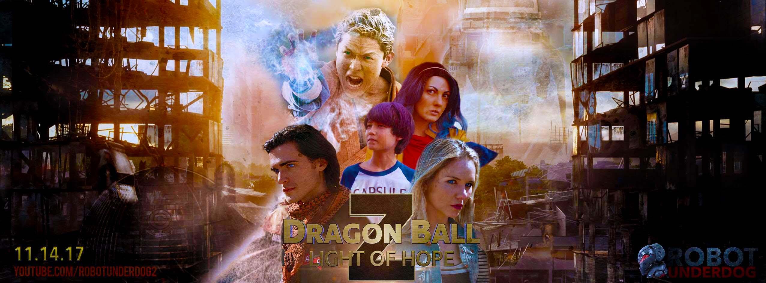 Dragon Ball Z: Light Of Hope Film Premieres In November