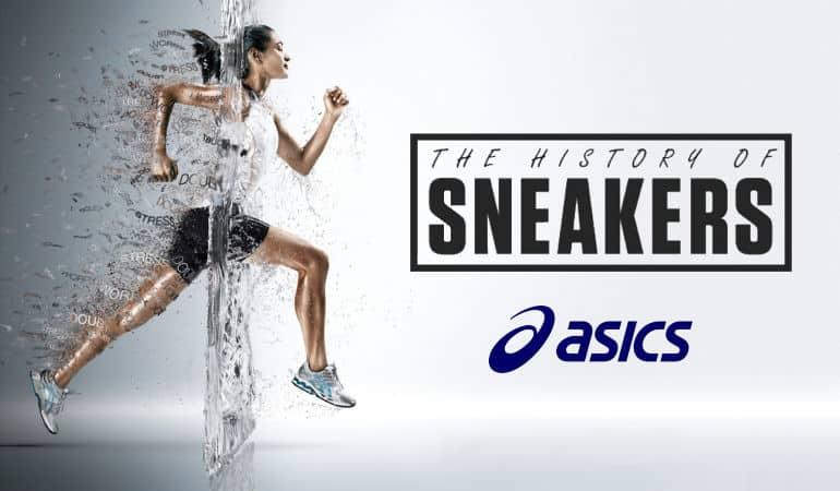 f8d63d7d7b1 Sneaker History – ASICS' Rise from Humble Beginnings