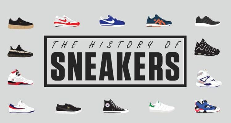 Sneaker History – The Most Important Tech Over The Years
