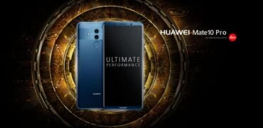 Huawei Launches Mate 10 Pro Along With Porsche Design Mate 10