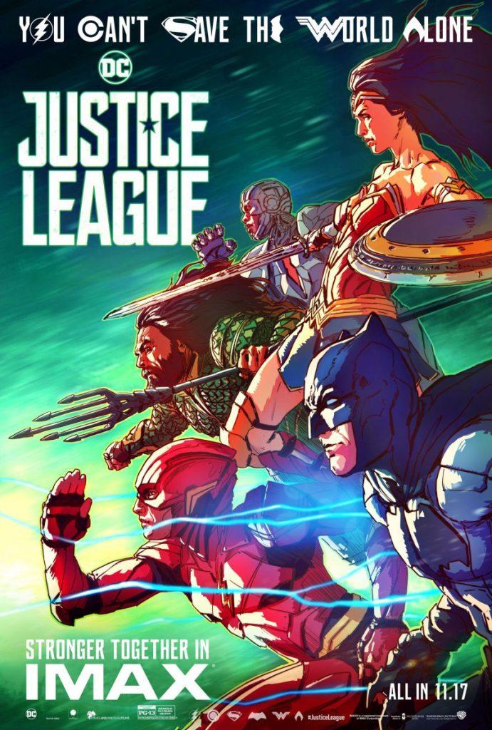 Justice League IMAX