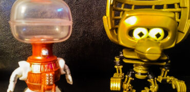 MST3K Tom Servo And Crow Funko POP
