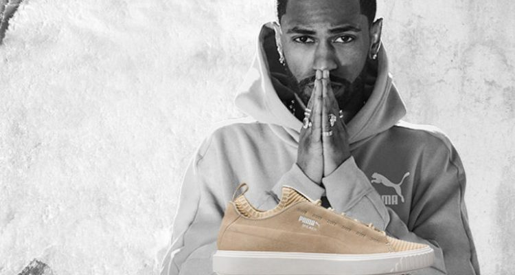 Big Sean Introduces An All-New Silhouette, Puma Breaker Knit Sunfade