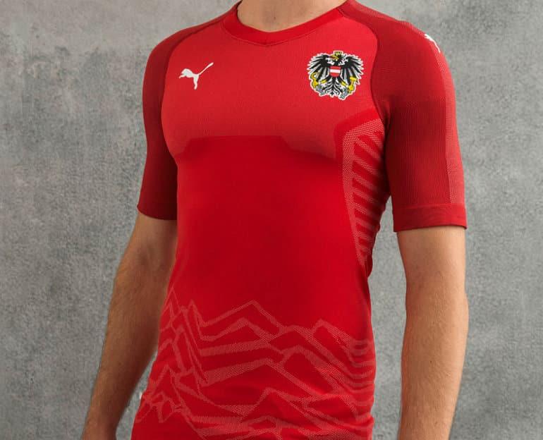 6da704b564218a Puma Unveils New Football Kits Ahead Of 2018 FIFA World Cup Russia