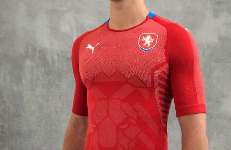 new product 0bf82 31e2c Puma Unveils New Football Kits Ahead Of 2018 FIFA World Cup ...