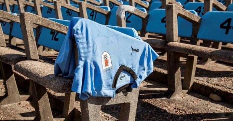 6fe4da222 Puma Unveils New Football Kits Ahead Of 2018 FIFA World Cup Russia