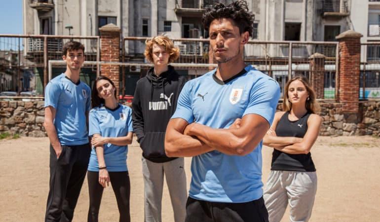 Puma Unveils New Football Kits Ahead Of 2018 FIFA World Cup Russia