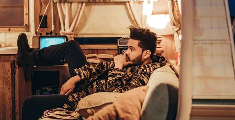 Puma And The Weeknd Drop Third Puma X XO Crafted Military Collection