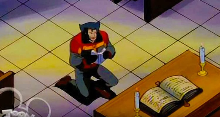 Remember That Time Wolverine Became A Christian