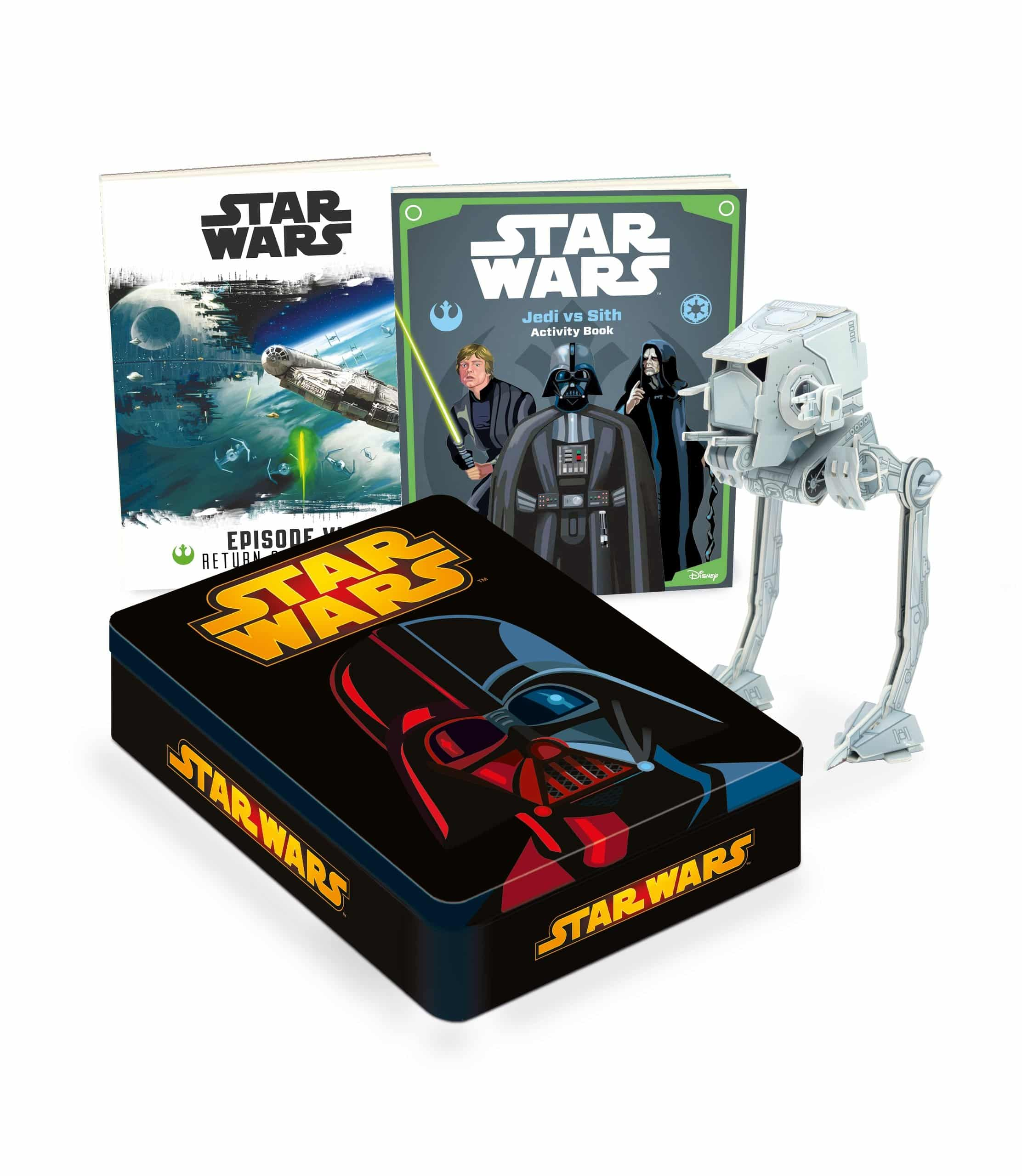 Win Star Wars: The Last Jedi Toy Merchandise Worth R3500