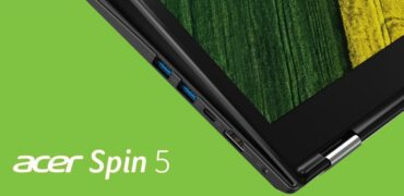 Acer Spin 5 Review – A Well-Balanced, Highly Portable Unit