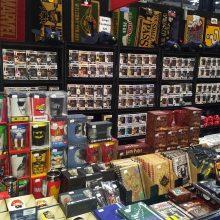 Stall 2 01 MCM Comic Con Birmingham – Trump, T-Shirts And Tasha Yar Comic Books