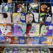 Stall 6 01 MCM Comic Con Birmingham – Trump, T-Shirts And Tasha Yar Comic Books