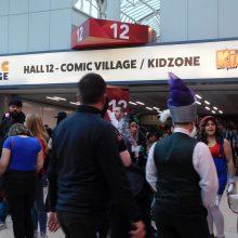 Stall 7 01 MCM Comic Con Birmingham – Trump, T-Shirts And Tasha Yar Comic Books
