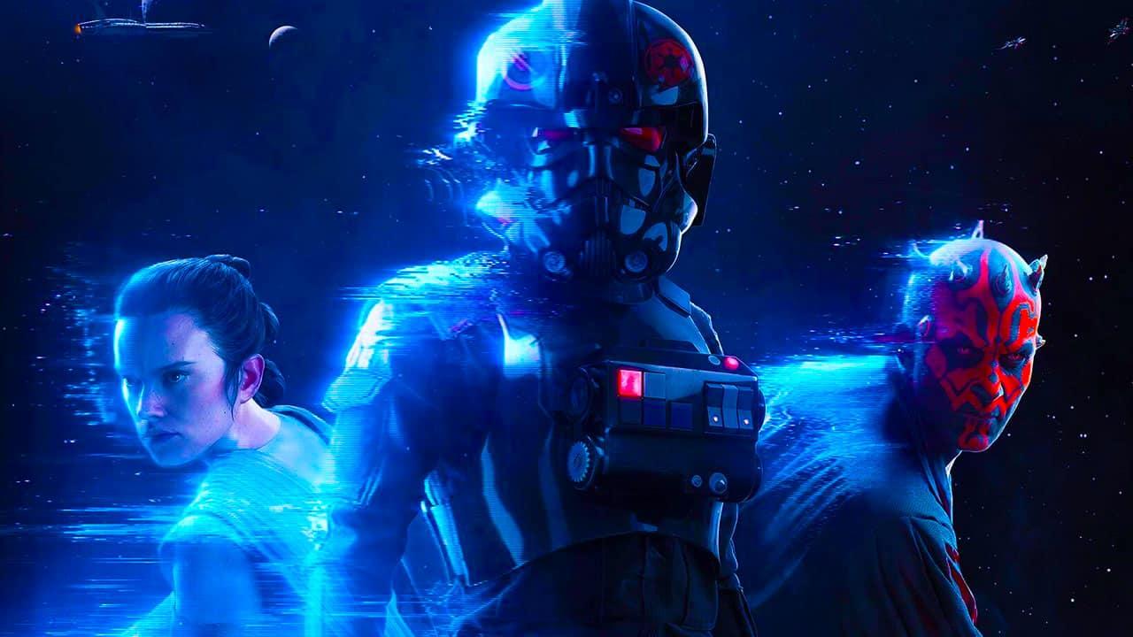 Star Wars: Battlefront 2 Box Art Shows Rey As A Full