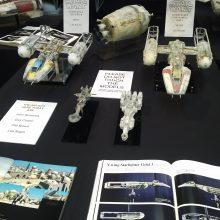 Star Wars Models 1 01 MCM Comic Con Birmingham – Trump, T-Shirts And Tasha Yar Comic Books