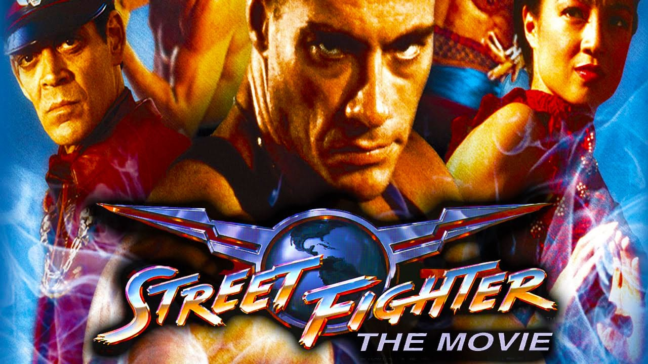 Street fighter movie online
