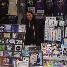 SwanStar 01 MCM Comic Con Birmingham – Trump, T-Shirts And Tasha Yar Comic Books