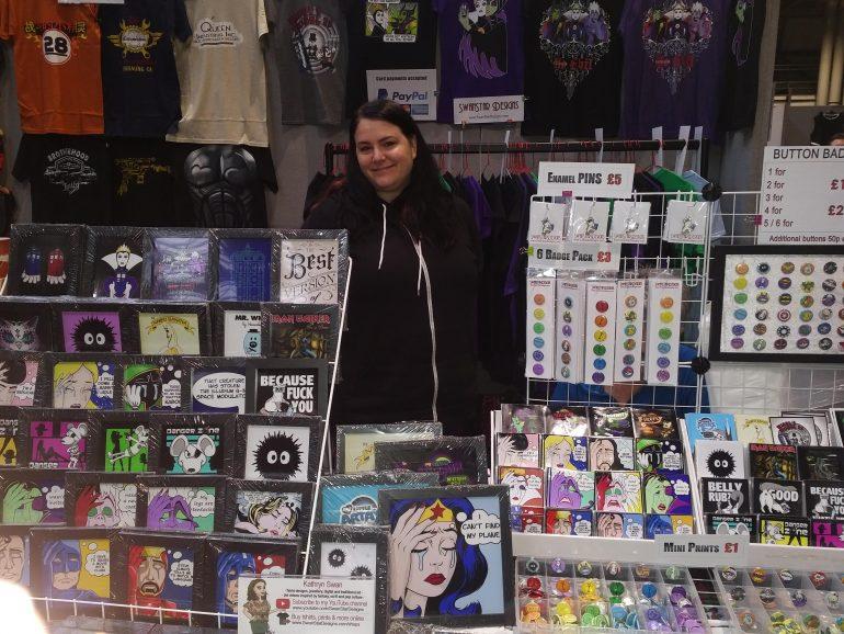 SwanStar 01 MCM Comic Con Birmingham – Best Of Cosplay Comic Books