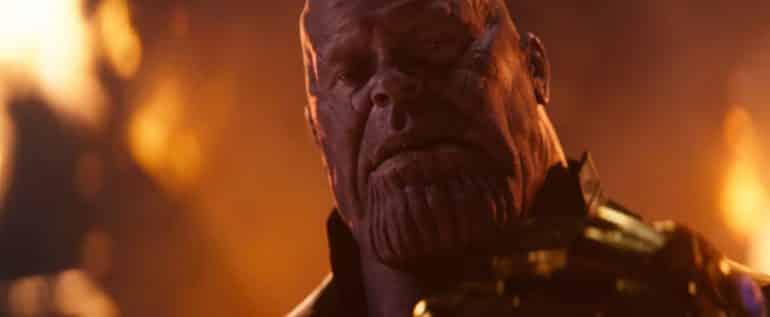 Thanos CGI