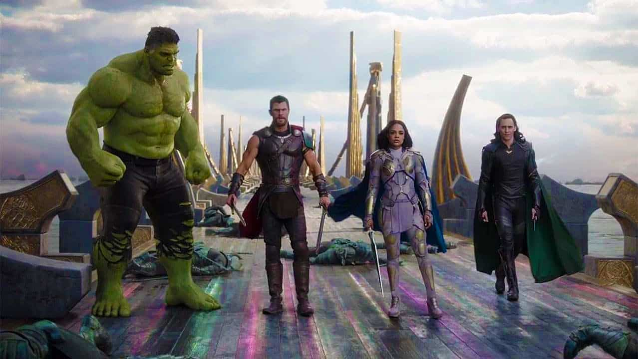 Thor Ragnarok Was Doug Really Drax