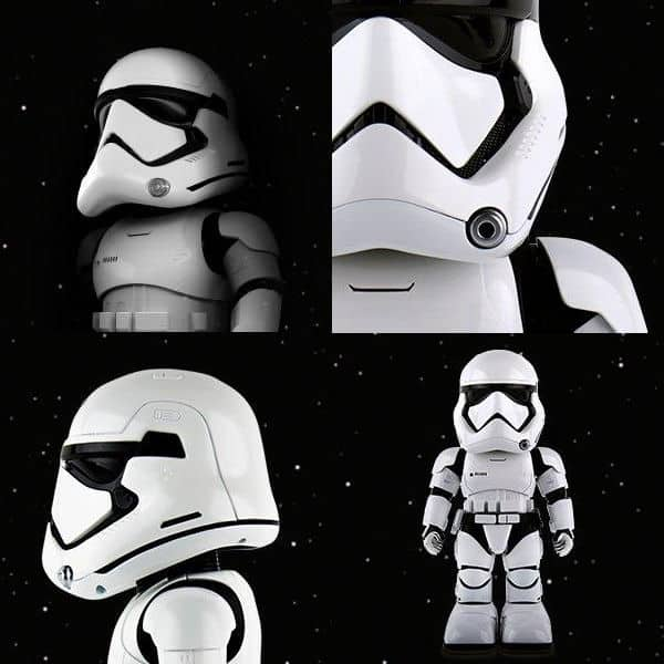 Gammatek Launches Star Wars Stormtrooper by UBTECH to SA
