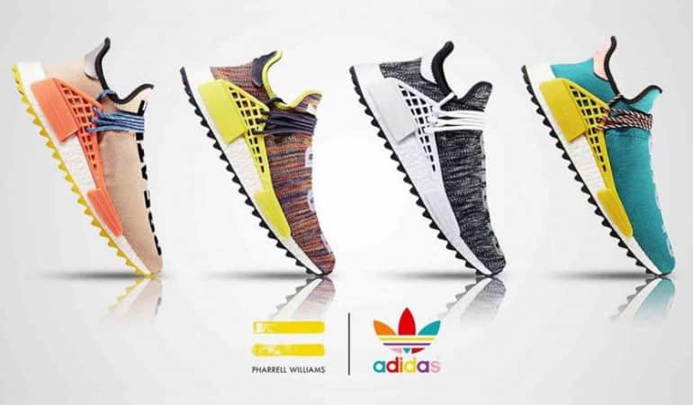 les adidas originaux x pharrell williams hu randonnée enfin officielles