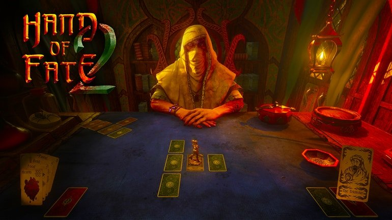 Hand Of Fate 2 Review - More Than Just A Simple Deck Shuffle