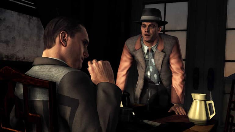 L.A. Noire Review - Good Cop, Bad Cop