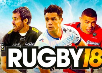 Rugby 18 Review - Another Disappointing Attempt At A Rugby Game