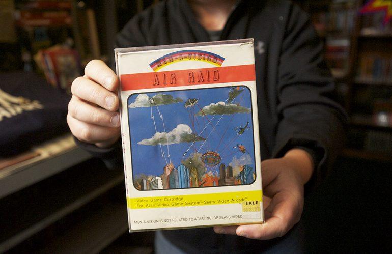 Air Raid - Atari 2600