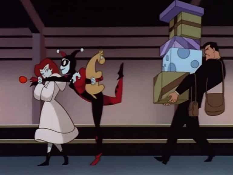 Batman (The Animated Series) – Holiday Knights