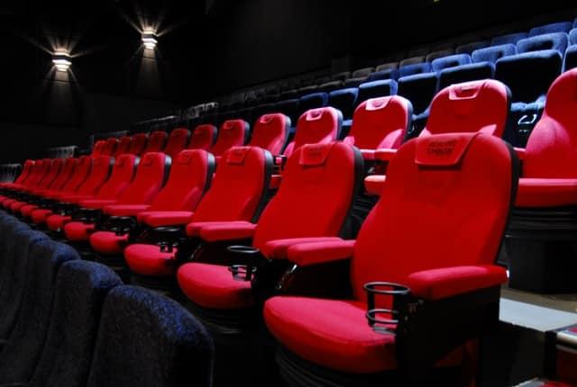 Ster-Kinekor D-BOX seats